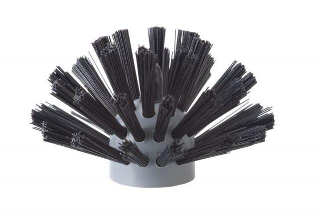 Bürstenkopf für Weizenbiergläser für Orig. Spülboy Neptun T2000, Twin-GoT, Twin-GoT portable und NU