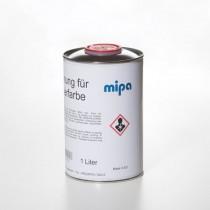 mipa Verdünnung für Renovierfarbe, 1 Liter