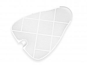 Urinalsieb / Schutzsieb, klein 23,5 cm, (4 Stück)