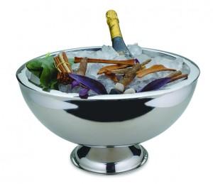 Champagne Bowl  - doppelwandig