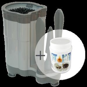 Kombi-Paket Comfort Einsteiger: 1x Gläserspüler Comfort + 1x Spültabs